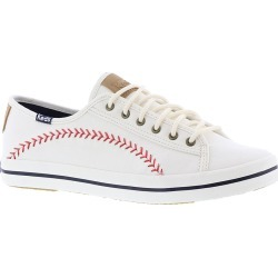 Keds Kickstart Pennant Women's Bone Oxford 8 M found on Bargain Bro India from Shoemall.com for $64.95