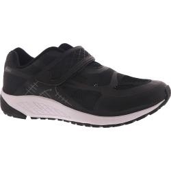 Propet One Strap Men's Black Sneaker 11.5 E5 found on Bargain Bro India from Shoemall.com for $99.95