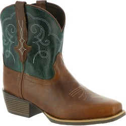 Justin Boots Gypsy Collection L9512 Women's Green Boot 7 B found on Bargain Bro India from Shoemall.com for $89.95