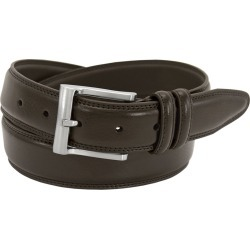 Florsheim 32mm Pebble Grain Leather Belt Brown Misc Accessories 32 found on Bargain Bro Philippines from Shoemall.com for $29.95
