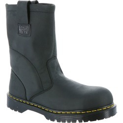 Dr Martens Industrial 2295 Icon Wellington ST Men's Black Boot UK 11 US 12 EW found on MODAPINS from Shoemall.com for USD $134.95