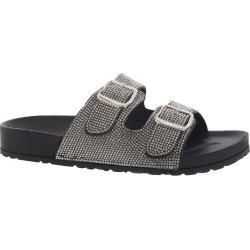 Bebe Avonlea Women's Clear Sandal 6 M found on Bargain Bro India from Shoemall.com for $35.99