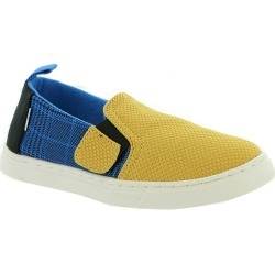 TOMS Luca Tiny Boys' Infant-Toddler Yellow Slip On 5 Infant M found on Bargain Bro India from Shoemall.com for $38.95