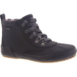 Keds Scout Boot Girls' Toddler-Youth Black Boot 10.5 Toddler M found on Bargain Bro India from Shoemall.com for $49.95