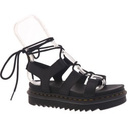 Dr Martens Nartilla Hydro Women's Black Sandal UK 8 US 10 M found on MODAPINS from Shoemall.com for USD $99.95