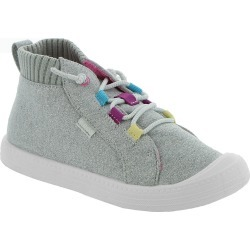 Keds Breaker Mid Slip On Girls' Toddler Grey Oxford 12 Toddler M found on Bargain Bro India from Shoemall.com for $23.99