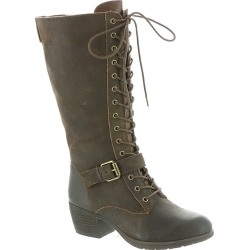 Rockport Cobb Hill Collection Anisa Tall Lace Women's Tan Boot 7 W found on Bargain Bro India from Shoemall.com for $199.95