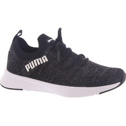 PUMA Flyer Runner Engineer Knit Women's Black Sneaker 9 M found on Bargain Bro Philippines from Shoemall.com for $59.95