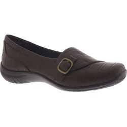 Easy Street Cinnamon Women's Brown Slip On 5.5 M found on Bargain Bro India from Shoemall.com for $49.95