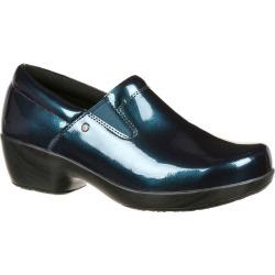4EurSole Comfort4Ever Twin Gore Slip-On Women's Blue Slip On EURO 37 M