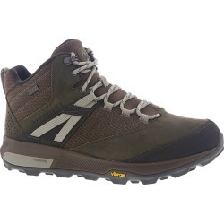 Merrell Zion Mid Waterproof Men's Green Boot 9 M found on Bargain Bro India from Shoemall.com for $149.95