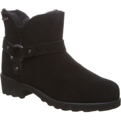 BEARPAW Anna Women's Black Boot 10 M found on Bargain Bro India from Shoemall.com for $89.95
