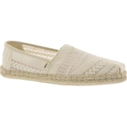 TOMS Alpargata Rope Women's Tan Slip On 6 M found on Bargain Bro India from Shoemall.com for $64.95