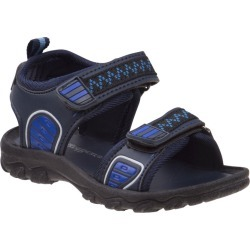 Rugged Bear Sandal RB79536M Boys' Toddler-Youth Navy Sandal 1 Youth M