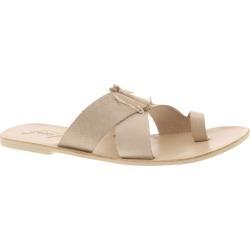 Free People Sophie Slip On Sandal Women's Tan Sandal Euro 37 US 7 M