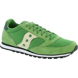 Saucony JAZZ LOW PRO Men's Green Sneaker 8 M found on Bargain Bro India from Shoemall.com for $53.99