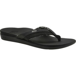 REEF Ortho Coast Women's Black Sandal 7 M found on Bargain Bro India from Shoemall.com for $59.95