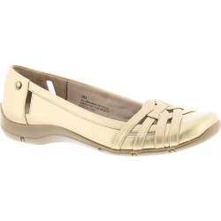 Life Stride Diverse II Women's Gold Slip On 8.5 W found on Bargain Bro Philippines from Shoemall.com for $49.95