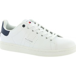 Tommy Hilfiger Liston Men's White Oxford 9 M found on Bargain Bro Philippines from Shoemall.com for $69.95