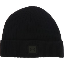 Under Armour Boys' Truck Stop Beanie Black Hats One Size