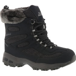 Skechers USA D'lites-Bomb Cyclone Women's Grey Boot 8 M found on Bargain Bro India from Shoemall.com for $84.95