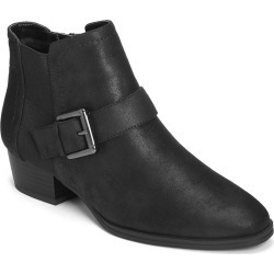 Aerosoles Cross Out Women's Black Boot 12 M found on Bargain Bro India from Shoemall.com for $99.95
