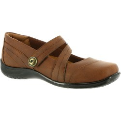 Easy Street Mary Women's Tan Slip On 12 W found on Bargain Bro India from Shoemall.com for $43.99
