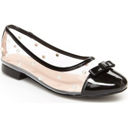 BCBG Girls Sabrina Girls' Toddler-Youth Black Slip On 4 Youth M found on MODAPINS from Shoemall.com for USD $48.95