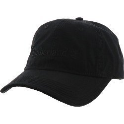 Timberland Men's Southport Beach Baseball Cap Black Hats One Size