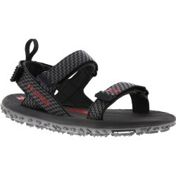 Under Armour Fat Tire Sandal Men's Grey Sandal 13 M