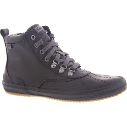 Keds Scout Boot II Matte Twill WX Women's Black Boot 8 M found on Bargain Bro India from Shoemall.com for $66.99