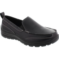 Deer Stags Zesty Boys' Toddler-Youth Black Slip On 1 Youth M