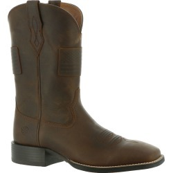 Ariat Sport Patriot II Men's Tan Boot 10 E2 found on Bargain Bro Philippines from Shoemall.com for $179.95