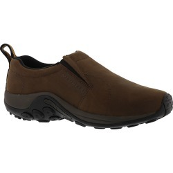 Merrell JUNGLE MOC Men's Brown Slip On 15 M found on Bargain Bro from Shoemall.com for USD $75.96