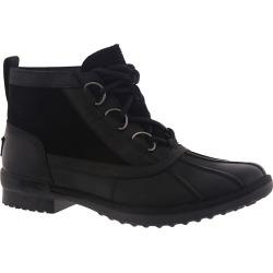 UGG Heather Boot Women's Black Boot 8 M