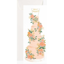 Tall Wedding Cake found on Bargain Bro India from Rifle Paper Co. for $5.00