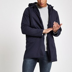 Bellfield Navy three-in-one mac coat found on MODAPINS from River Island - UK for USD $46.58