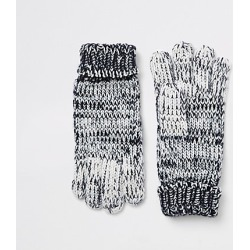 Boys Navy ombre knitted gloves found on MODAPINS from River Island - UK for USD $7.59