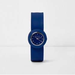 Boys Blue pop watch found on MODAPINS from River Island - UK for USD $6.33