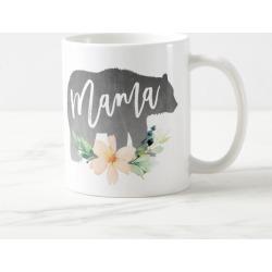 Mothers Day Mugs, Mama Bear Mug