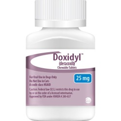 Doxidyl Chews 25mg (90 count)