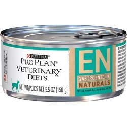 Purina Pro Plan Veterinary Diets - EN Gastroenteric Naturals Canned Cat Food (24x5.5 oz)