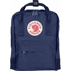 FjallRaven Kanken Mini Kids Backpack - Royal-blue