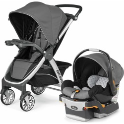 Chicco Bravo Trio Travel System - Orion , Albee's, Albee Baby Carriage, found on Bargain Bro from  for $379.99