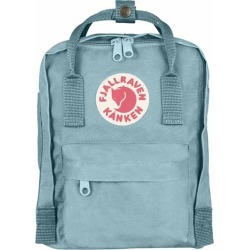 FjallRaven Kanken Mini Kids Backpack - Sky-Blue