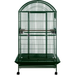Dome Top Bird Cage with 1