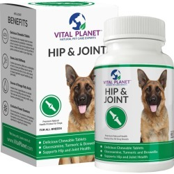 Vital Planet Hip & Joint (60 Chewable Tablets)