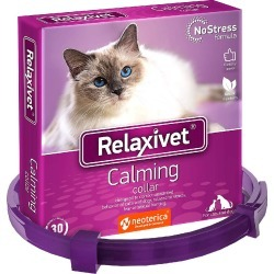 Relaxivet Calming Collar for Cats