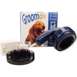 GroomAir Electric Grooming Brush