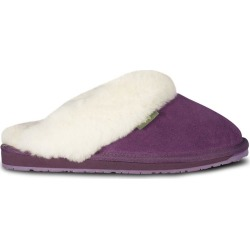 Cloud Nine Sheepskin Ladies Purple Scuff found on MODAPINS from The Warming Store for USD $57.99